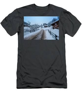 The Scene- Men's T-Shirt (Athletic Fit)