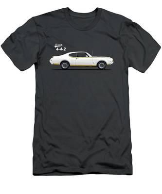 4-4-2 T-Shirts