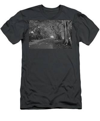 Banyan Street 2 Men's T-Shirt (Athletic Fit)