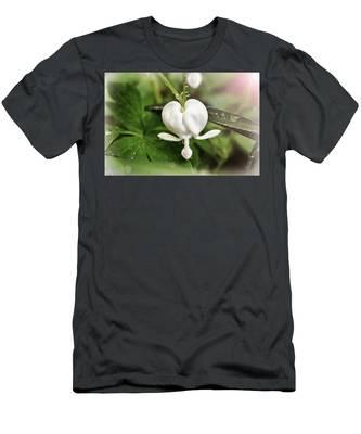 Bleeding Heart Men's T-Shirt (Athletic Fit)