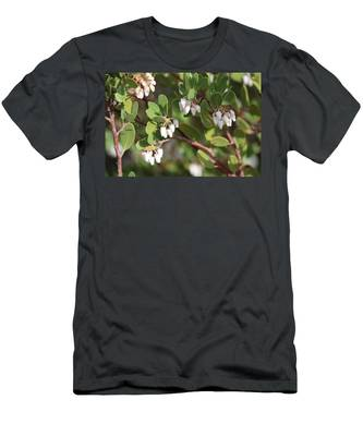 Men's T-Shirt (Athletic Fit) featuring the photograph Blossoms  by Christy Pooschke
