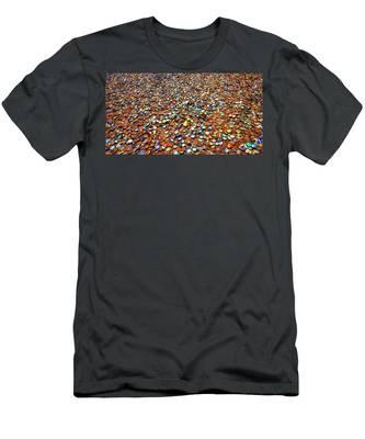 Bottlecap Alley Men's T-Shirt (Athletic Fit)