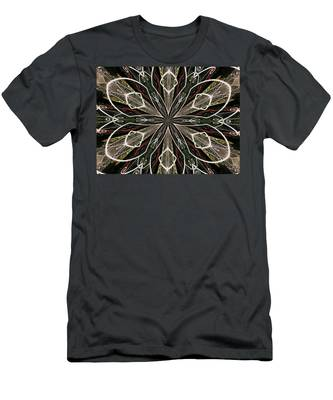 Butterfly Lace Men's T-Shirt (Athletic Fit)