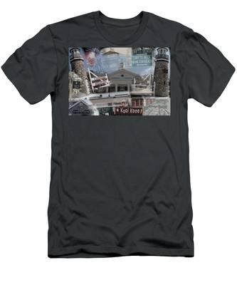 Celebrate Wareham Men's T-Shirt (Athletic Fit)