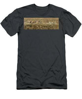 Closing In Fast Men's T-Shirt (Athletic Fit)