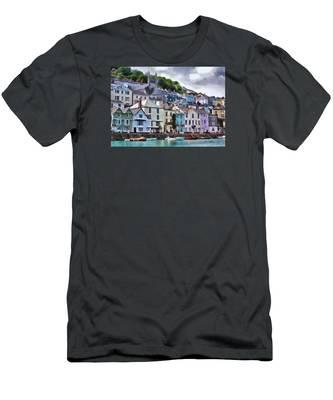 Dartmouth Devon Men's T-Shirt (Athletic Fit)