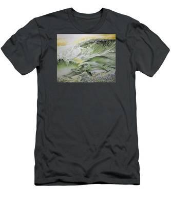 Dawn Patrol Men's T-Shirt (Athletic Fit)