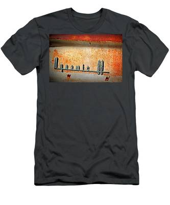 Dynamic Decay  Men's T-Shirt (Athletic Fit)