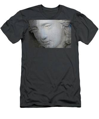 Faded Statue Men's T-Shirt (Athletic Fit)