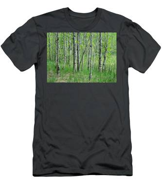 Field Of Teens Men's T-Shirt (Athletic Fit)