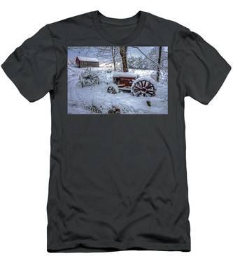 Frozen Relics Men's T-Shirt (Athletic Fit)