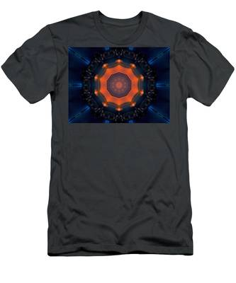 Geo 9 Men's T-Shirt (Athletic Fit)