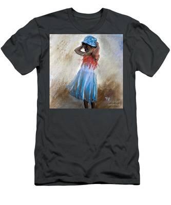 Georgia. No 2. Men's T-Shirt (Athletic Fit)