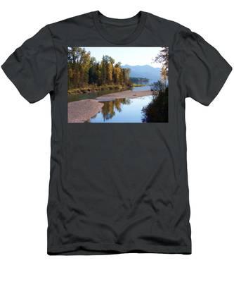 Glacier Park 12 Men's T-Shirt (Athletic Fit)