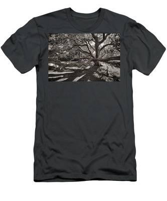 Gumbo Limbo Men's T-Shirt (Athletic Fit)