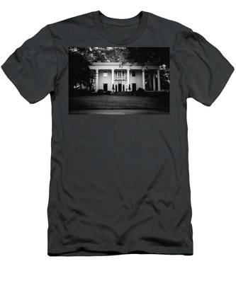 Historic Southern Home Men's T-Shirt (Athletic Fit)