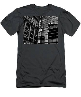 Houston Street Repose Men's T-Shirt (Athletic Fit)