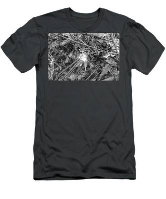 Ice Crystal In January Men's T-Shirt (Athletic Fit)