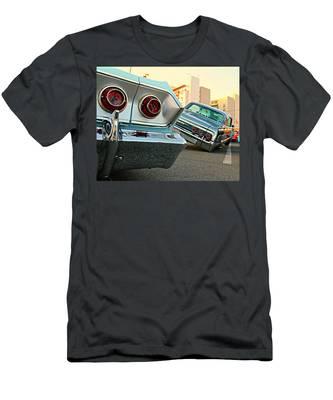 Impala Low-riders Men's T-Shirt (Athletic Fit)