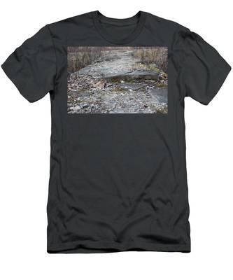 Jackson Lock Detail 2 Men's T-Shirt (Athletic Fit)