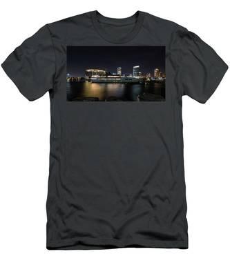 Jamaica Bay Men's T-Shirt (Athletic Fit)