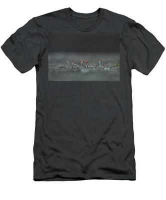 Lichen-scape Men's T-Shirt (Athletic Fit)