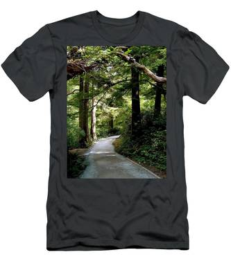 Life's Pathway Men's T-Shirt (Athletic Fit)