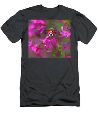 Little Lady Men's T-Shirt (Athletic Fit)