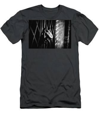 Locked Away Men's T-Shirt (Athletic Fit)