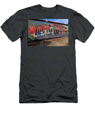 Maysville Mural Men's T-Shirt (Athletic Fit)