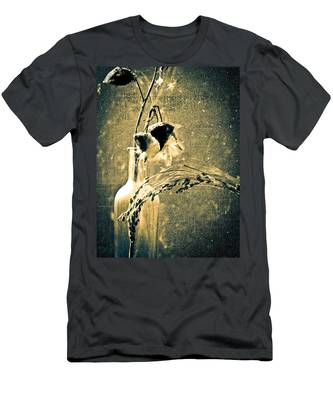 Milk Weed And Hay Men's T-Shirt (Athletic Fit)
