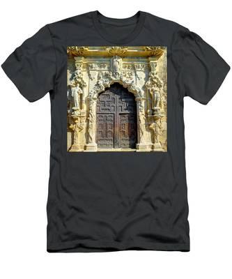 Mission Door Men's T-Shirt (Athletic Fit)