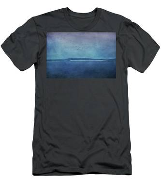 Moody  Blues - A Landscape Men's T-Shirt (Athletic Fit)