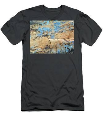 My Blue Heaven Men's T-Shirt (Athletic Fit)