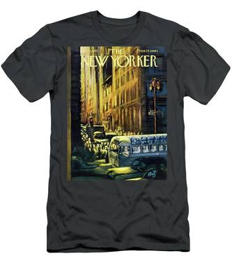 New Yorker July 23 1960 Men's T-Shirt (Athletic Fit)