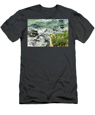 Pacific Overlook Men's T-Shirt (Athletic Fit)