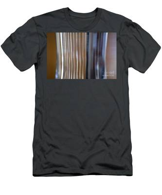 Refraction In Glass Men's T-Shirt (Athletic Fit)