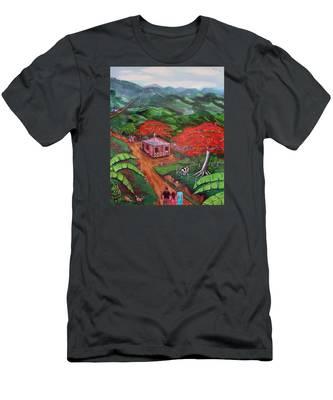 Flamboyan T-Shirts