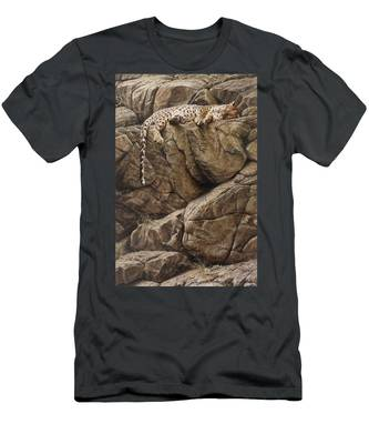 Resting In Comfort Men's T-Shirt (Athletic Fit)