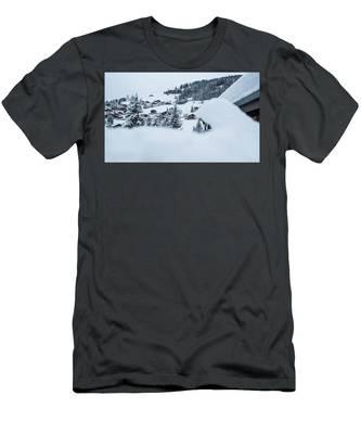 Secret View- Men's T-Shirt (Athletic Fit)