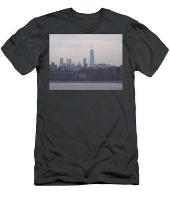 Stuy Town Men's T-Shirt (Athletic Fit)