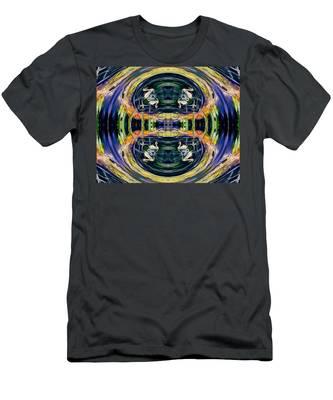 Swan Lake Fantasy Men's T-Shirt (Athletic Fit)