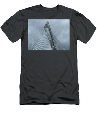 Terenez Bridge II Men's T-Shirt (Athletic Fit)