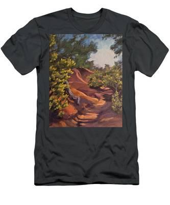 The Arroyo Men's T-Shirt (Athletic Fit)