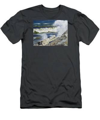 The Break Men's T-Shirt (Athletic Fit)