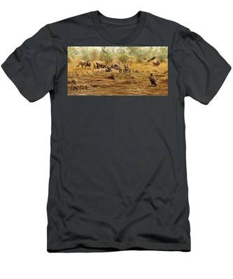 The Kill Men's T-Shirt (Athletic Fit)