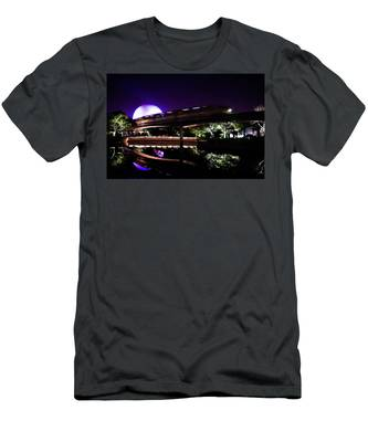 The Magic Of Epcot Men's T-Shirt (Athletic Fit)