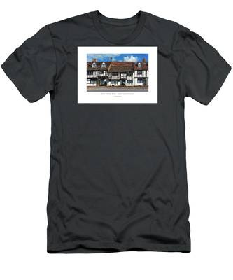 The Paper Boy - East Grinstead Men's T-Shirt (Athletic Fit)