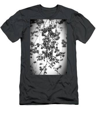 Tiny Buds And Blooms Men's T-Shirt (Athletic Fit)