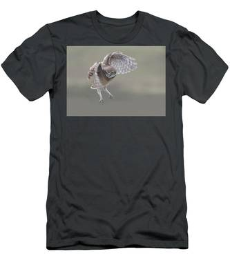 Men's T-Shirt (Athletic Fit) featuring the photograph Watch Me Now. by Evelyn Garcia